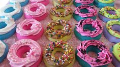 Bath bomb Donuts by Bombotique on Etsy