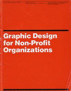 AIGA - Graphic Design for Non-Profit Organizations
