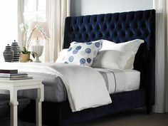 Home Style: Fresh & Blue | ZsaZsa Bellagio - Like No Other