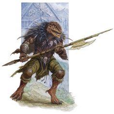 dragonborn spearman
