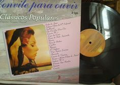 Lp Vinil - Orquestra Serenata  Tropical - Classicos Populares - http://www.infinityclassic.com.br/produtos/lp-musica-instrumental/lp-vinil-orquestra-serenata-tropical-classicos-populares/