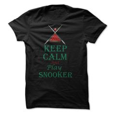 Keep Calm And Play Snooker T-Shirts, Hoodies. GET IT ==► Funny Tee Shirts