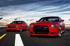 2013 Dodge Charger SRT8 Couple