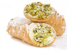 Cannoli Siciliana  http://www.italianfoodforever.com/2012/03/cannol/    YUM!!!!!!!!!!1