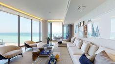 Miami Houses, Apartment Interior Design, California Homes, Moma, Home Staging, Miami Beach, House Tours, Luxury Homes, Amsterdam