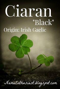 Babyname irish gaelic names, irish boy names, new names