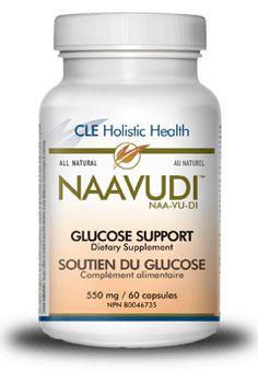 CLE Holistic Health Naavudi - Blood Sugar Support