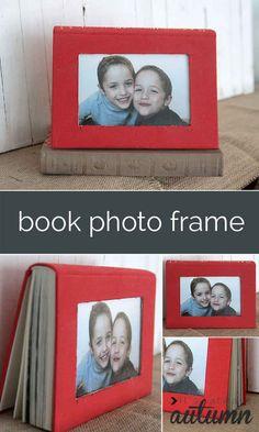 Empareja tus libros de recuerdos favoritos con sus seres EVR favoritos usando este libro de fotos HUM.