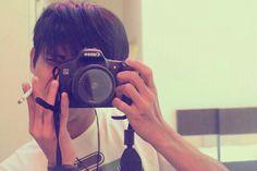 My eqp camera canon EOS 05D HD ..