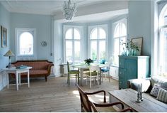 Sanctuary: Soothing blue