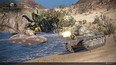 Les chars français prennent le contrôle dans World of Tanks - Wargaming annonce qu'une nouvelle mise à jour pour son free-to-play World of Tanks est maintenant disponible sur PlayStation4, Xbox One et Xbox 360. Toutes les consoles proposent maintenant un...