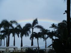Luck at the end of the rainbow in Maui