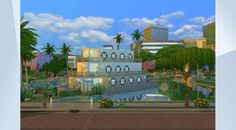 Watch my lot in the gallery! Sims 4 Housebuilding! Ai Ai Captain ;) !