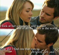 Ty and Amy Heartland Season 3, Watch Heartland, Heartland Quotes, Amy And Ty Heartland, Heartland Ranch, Heartland Tv Show, Heartland Actors, Ty E Amy, Inspirational Horse Quotes
