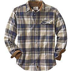 Buck Camp Flannels   Legendary Whitetails