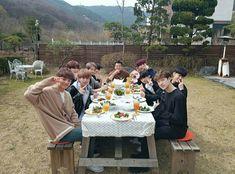 Stray Kids with JYP