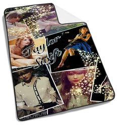 Taylor Swift Collage Blanket #taylor swift #ts 1989 #taylor swift 1989 #collage #blankets #gift #home decor #house wares #blanket #home kitchen #Bedding #Bed Blankets #Bed Blankets