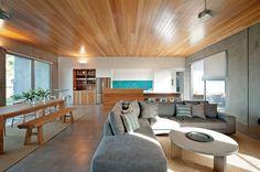 Kitchen island bench/layout - De Campo architects