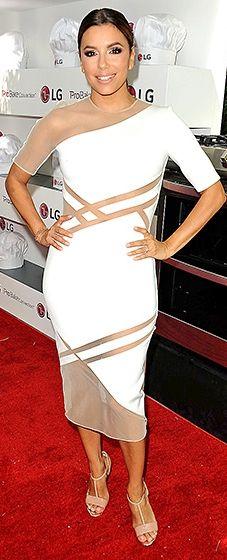 "Eva Longoria: LG Electronics Host ""Fam to Table"" Series"