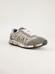Premiata White 'lucy' Sneakers - Luuks - Farfetch.com