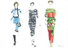 Accademia Italiana Thailand Fashion Design Institute Aithailand23 On Pinterest