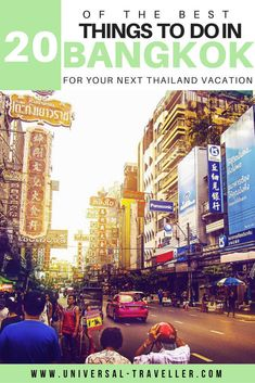 Best Things To Dо In Bangkok. This Bangkok guide provides travel tips on best Bangkok sightseeing, what to do in Bangkok, Bangkok tourist attractions, places to visit in Bangkok and Bangkok points of interest. Make sure to put them on your bucket list when you travel to Bangkok.