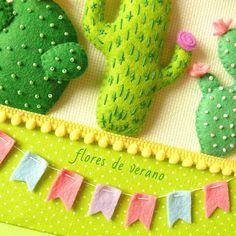 Felíz domingo! Кстати, на 8 марта можно дарить кактусы, если они не колючие . . . #floresdeverano #панноизфетра #на8марта #подаритьна8марта #экостиль #кактусы #cactuslover #feltcraft #instafelt #feltrolove