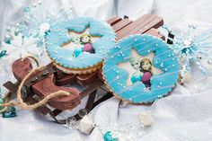 Try a Royal Sisters Cookie at Olaf's Snow Fest