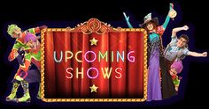 Upcoming Shows