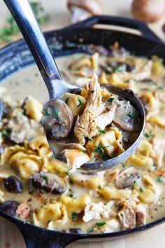 ... Tortellini Soup | Recipe | Tomato Tortellini Soup, Tortellini Soup and