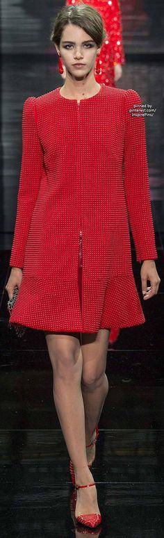 Fall 2014 Couture #Armani Privé #PurelyInspiration