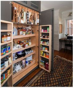 Attractive Black Pantry Storage Cabinet Image Gallery In Kitchen  Transitional Design Ideas With Attractive Baking Storage Glass Front  Cabinets Kitchen ...