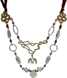 You can make this necklace!