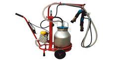 Доильный аппарат для коров Берёзка-1