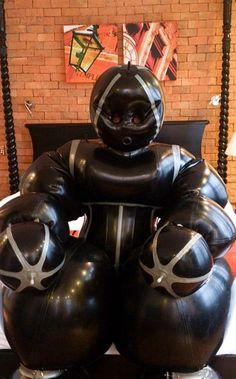 Inflatable Suits