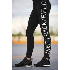 Nike track and field graphic New, never used.  No trades. All sales final. Nike Pants Leggings