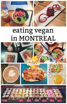 Despite the love the Quebecois have for their smoked meat and cheese curds, Montréal is a very vegan-friendly city. With plenty of veg options at most omni restaurants, and exquisite completely vegan eateries, Montréal's vegan scene is booming. Best Vegan Restaurants, Vegan Friendly Restaurants, Quebec Montreal, Montreal Travel, Toronto, Easy Vegetarian Dinner, Cheese Curds, Foodie Travel, Vegan Recipes