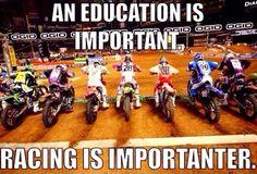 AMA Supercross!!!! haha