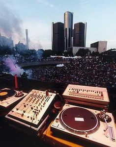 DEMF, Detroit Electronic Music Festival http://www.movement.us/