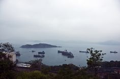 View on a Hong Kong Harbor. Photo by Tatiana Valerie #HongKong #China #Worldtravel #travel