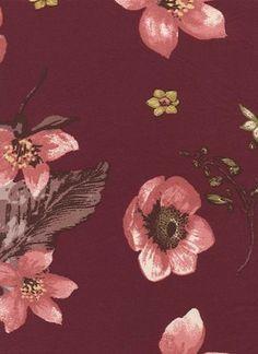 Lilah Floral Print #SouthernBelleFabrics