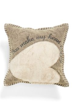 PRIMITIVES BY KATHY 'Heart Happy' Pillow available at #Nordstrom