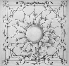 Sunflower by JustinBehnkeStudio on Etsy