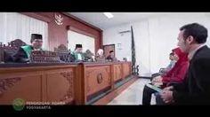 Tata cara berperkara di Pengadilan Agama - YouTube