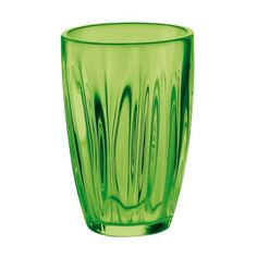 Want. Green coloured glassware / glasses