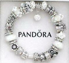 white pandora bracelet - Yahoo Image Search Results