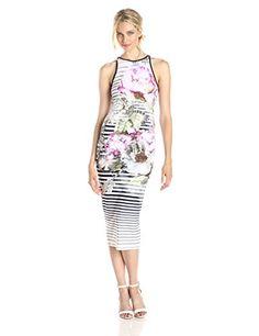 Ted Baker Women's Laya Pure Peony Stripe Midi Dress, Shel... http://www.amazon.com/dp/B00R1P7T1K/ref=cm_sw_r_pi_dp_FCsgxb1G0JV5H