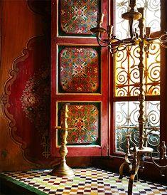 Moroccan Style: Talitha Getty & Bill Willis   Nomadic Decorator Moroccan Design, Moroccan Decor, Moroccan Style, Marrakech, Wall Street Journal Magazine, Talitha Getty, Palace, Rainbow Palette, Winter Travel