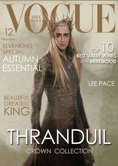 ...just took this for real ;-) THX for inviting me- THRANDUIL FOR PRESIDENT!!!!!!!!!!!!!!!!!!!!!!!!!!!!!!!!!!!!!