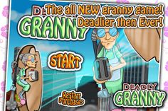 Granny might be old but she is as Deadly as they fly. <br>##The all new Granny Game is HERE!## <br>*** Now with FULL Android support *** <p>Awesome game play, top notch graphics. fast rush and wicked iron man enemies to clash with but mostly Super Addictive action adult Fun. <p>Gran is no longer angry, she is deadly! join her in this epic rush adventure as she takes off into the air using 1 of three outfits. No more wheelchair for this lady. She is not taking the subway either thats for…